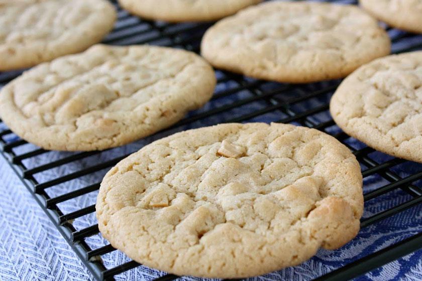 Blond Butter Cookies
