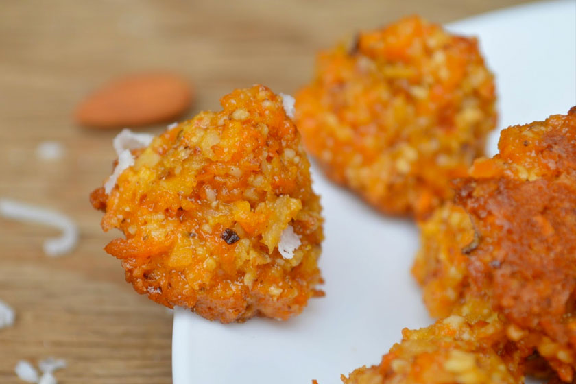 Carrot Macaroons