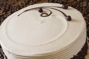 Classic Mocha Butter Cake