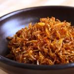 Milchi (Korean Appetizer)