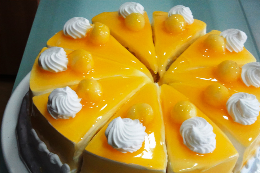 Mango Cake Recipe With Egg