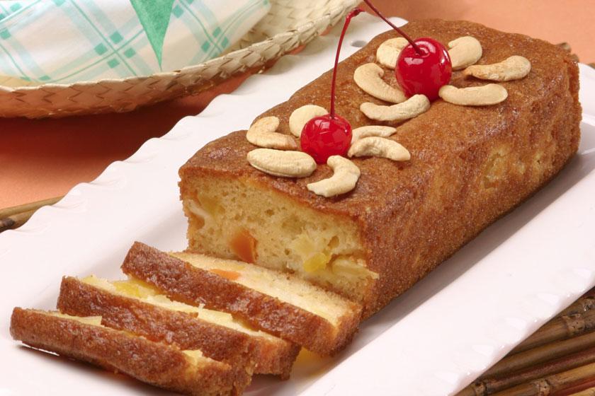 Fruta Fiesta Loaf Cake