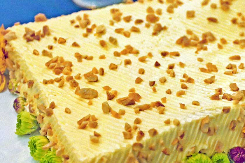 Inches Cake Recipe