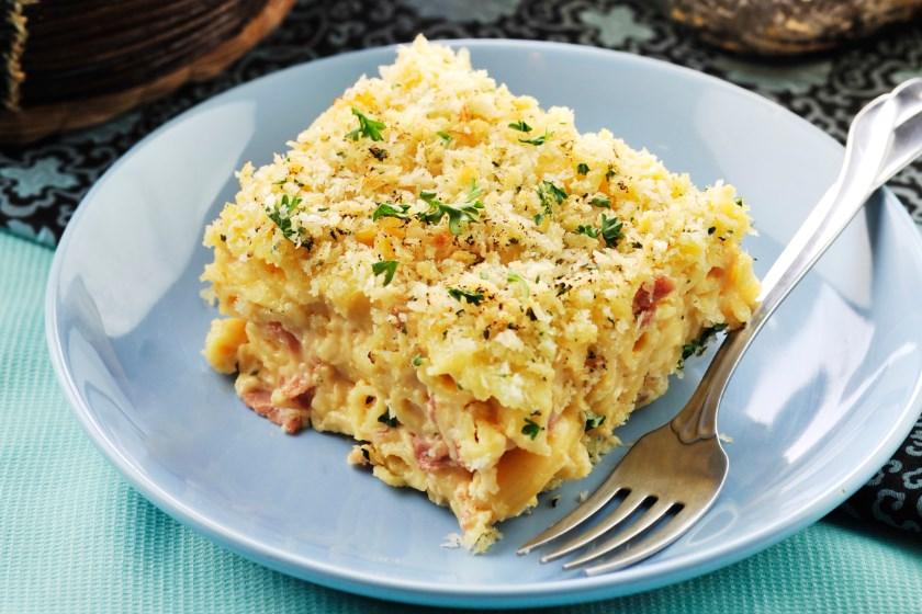 Macaroni 'n' Cheese Overload