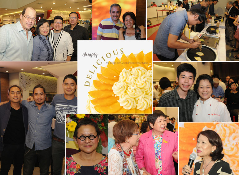 The Maya Kitchen's 'Simply Delicious' (The Book Launch)