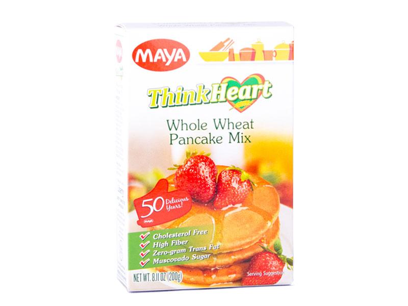 Maya Thinkheart Pancake Mix | The Maya Kitchen