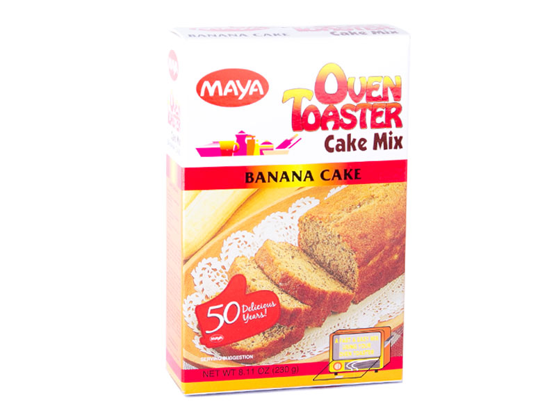Maya Cake Mix Recipes