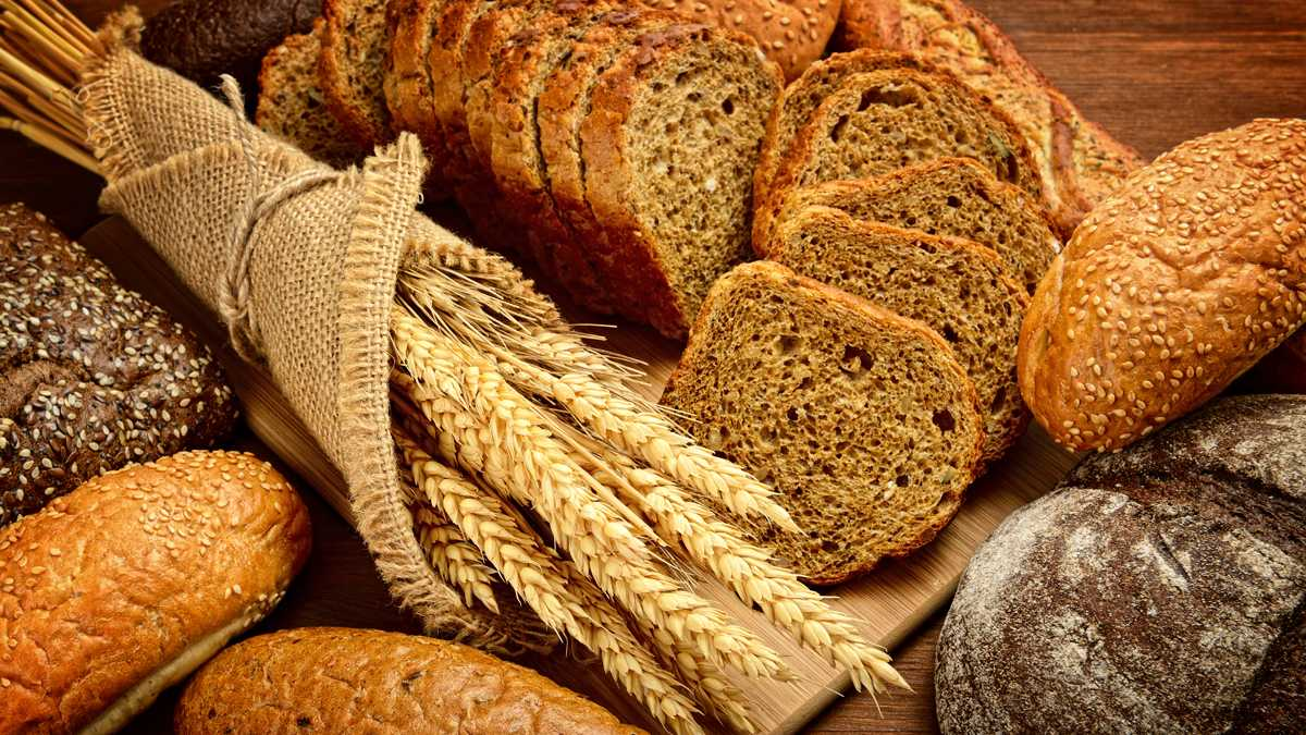 Healthy Breads (Feb 27)
