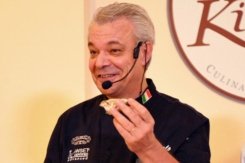 Elite Recipes: A Day in Tuscany with L'Opera's Chef Luciano Paolo Nesi