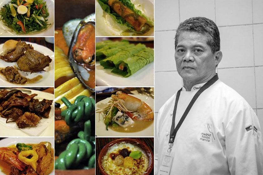 Culinary Elite Series: Claude Tayag
