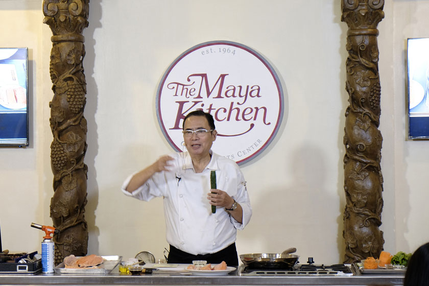 Elite Recipes: A New Twist on Japanese Cooking with Seiji Kamura