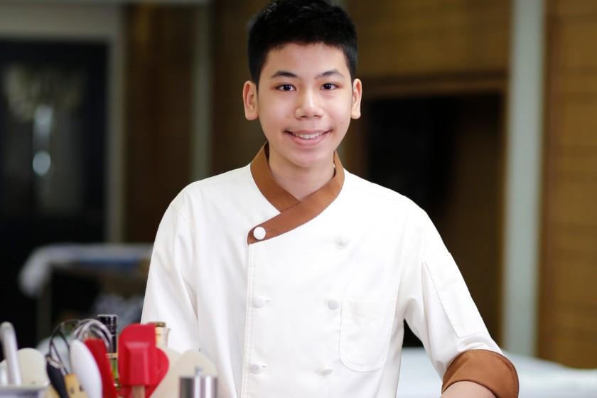 Jr. Masterchef Kyle Imao, Back for Kids' Kitchen Adventure