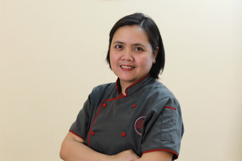 Meet the Chefs: Charina Cano