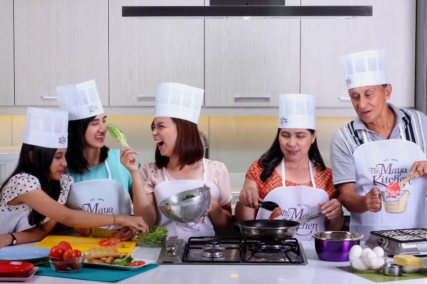 What We Do @ The Maya Kitchen