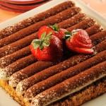 Angel food CakeTiramisu