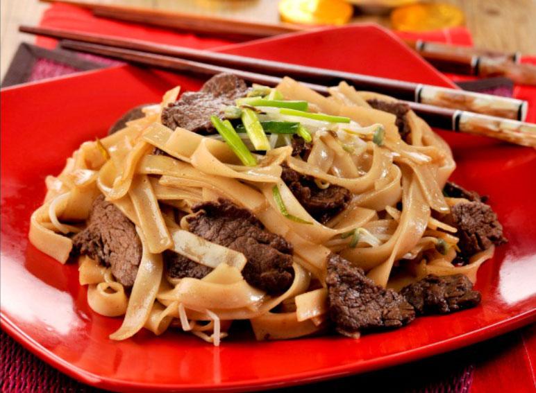 Cantonese Beef Ho Fan