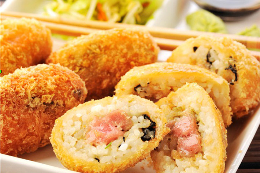 Spicy Tuna Croquettes