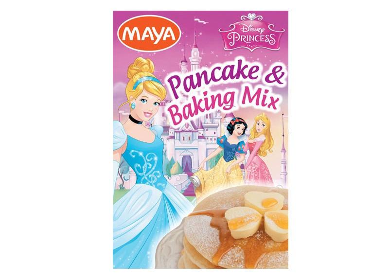 Maya Disney Pancake and Baking Mix Disney Princess