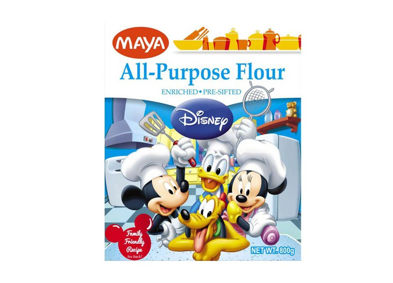Maya Disney All-Purpose Flour Mickey and Friends