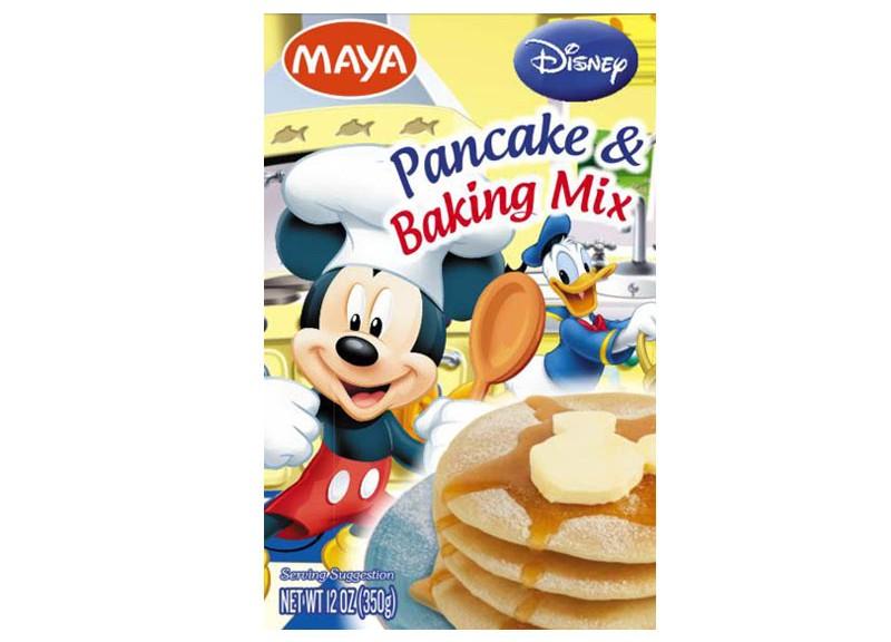 Maya Disney Pancake and Baking Mix Mickey and Friends