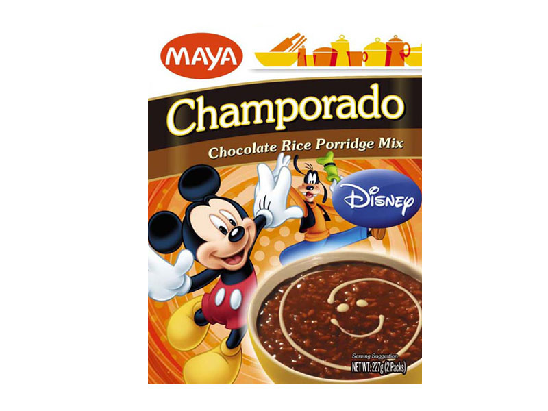 Maya Disney Champorado Mickey and Friends