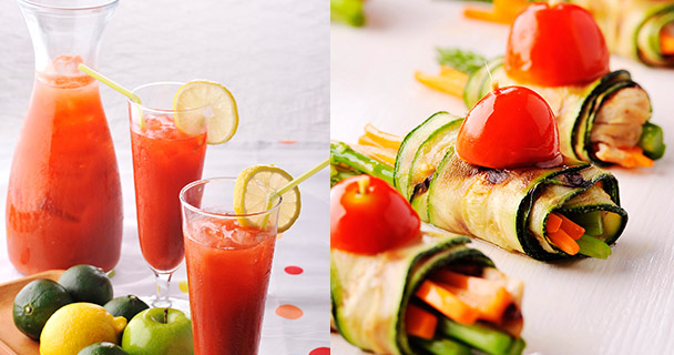 Juicing and Healthy Wraps The Maya Kitchen