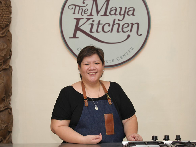 Top Recipes: Chef Mira Angeles\' Spell Kitchen | The Maya Kitchen
