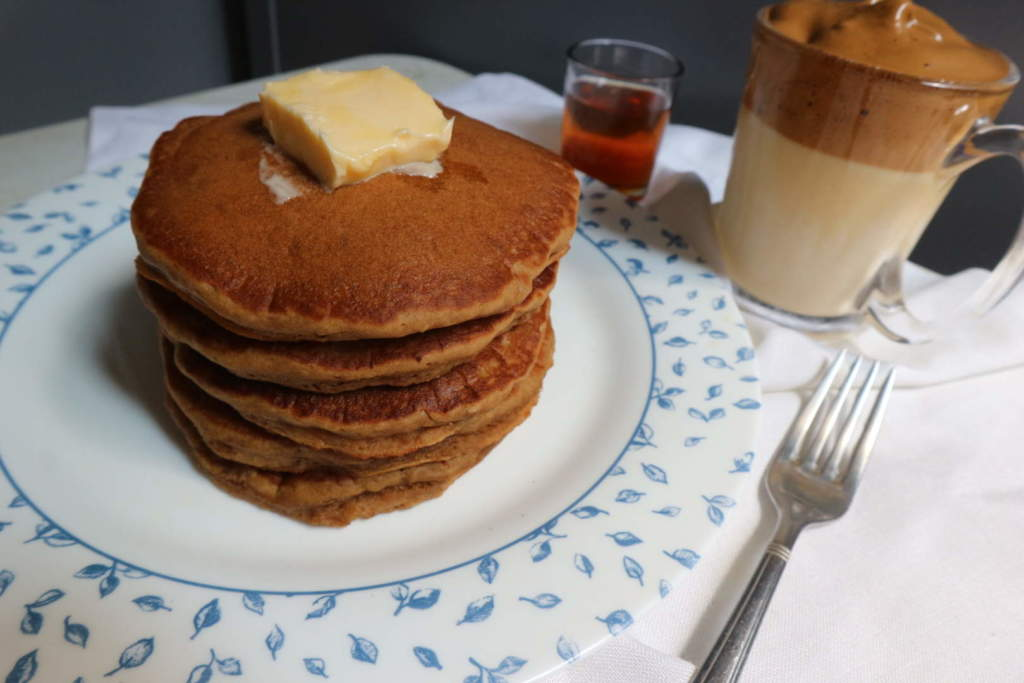 Coffee Hotcakes