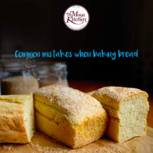 Common Mistakes When Baking Bread
