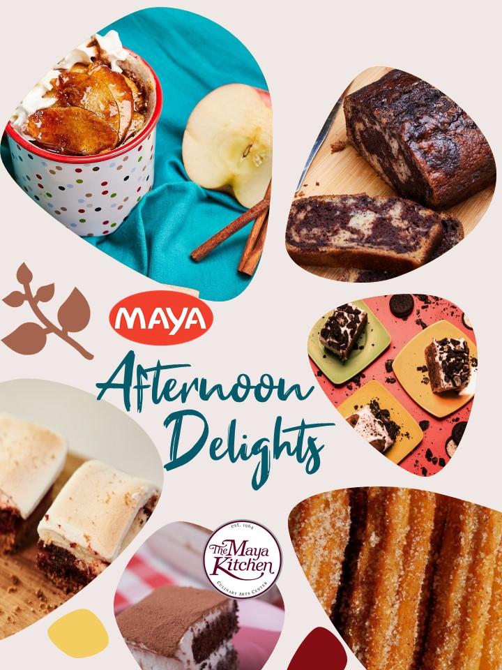Maya Afternoon Delights Ebook