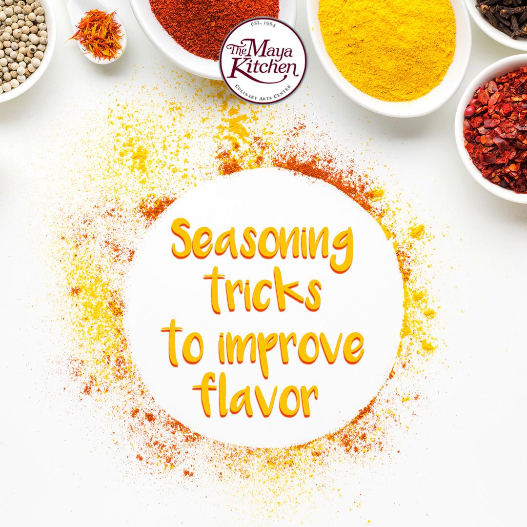 Seasoning Tricks to Improve Flavor