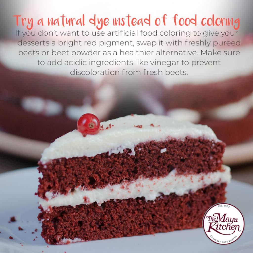 Tips and Tricks when Baking Red Velvet Desserts
