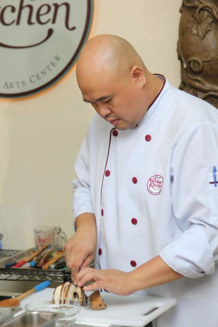 Chef Dan Libunao
