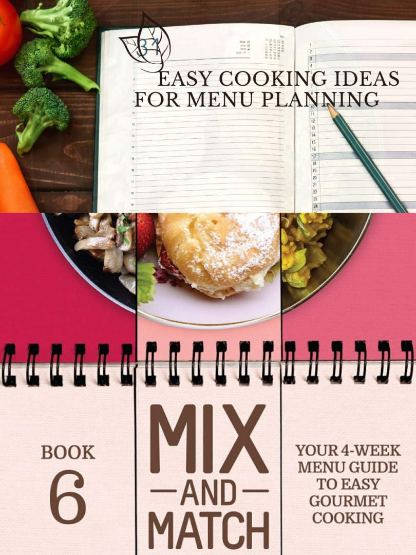Easy Cooking Ideas for Menu Planning