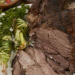 Lechon Baka (Roast Beef Filipino Style)